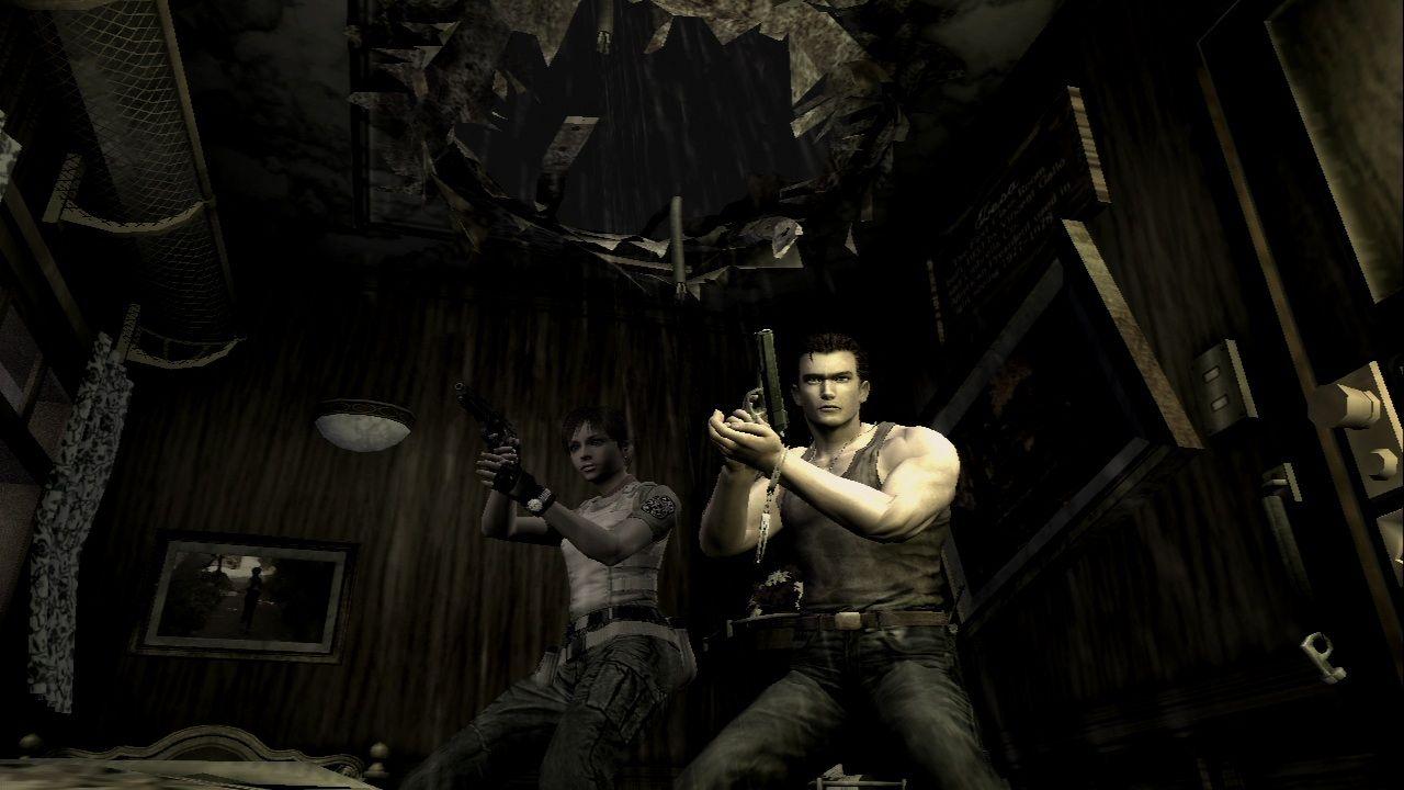 Resident Evil Archives : Zero