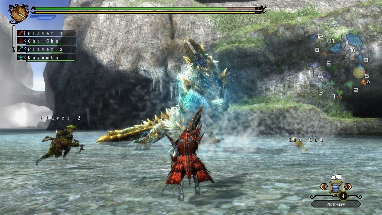 Monster Hunter 3 Ultimate : le nouveau trailer