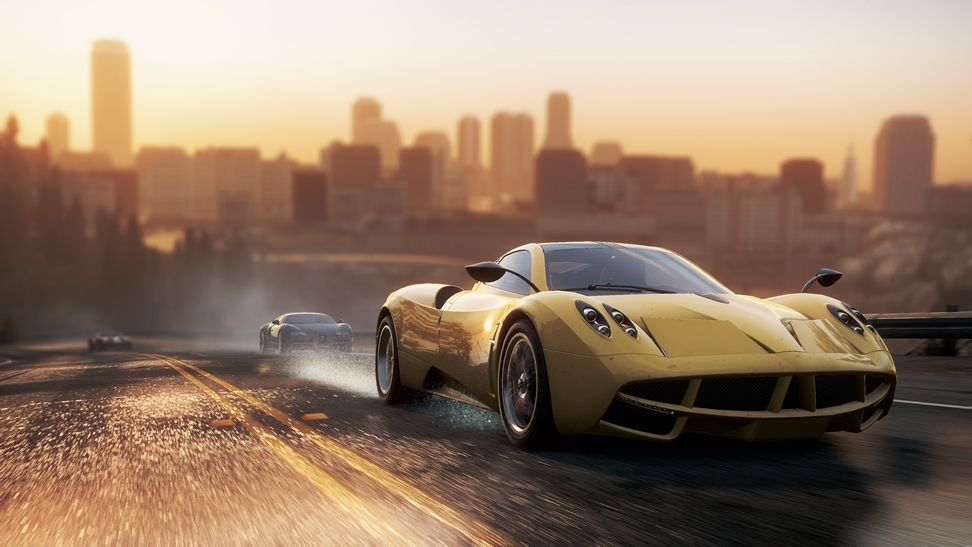 NFS Most Wanted : images Wii U