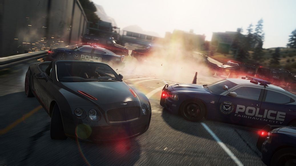 Need for Speed Most Wanted : Trailer !