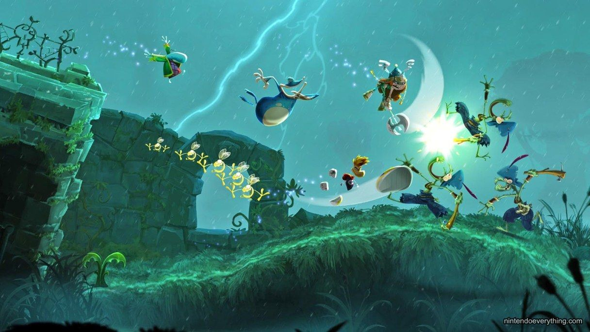 Rayman Legends : Version WII U dopé !