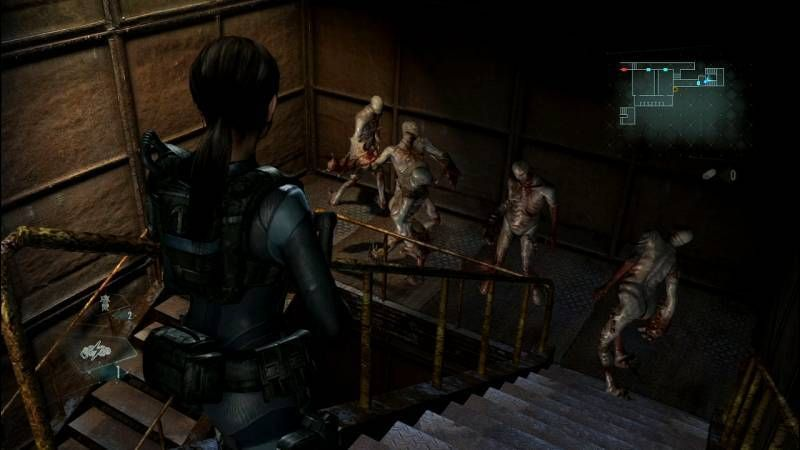 Resident Evil Revelations HD : Trailer pour WII U