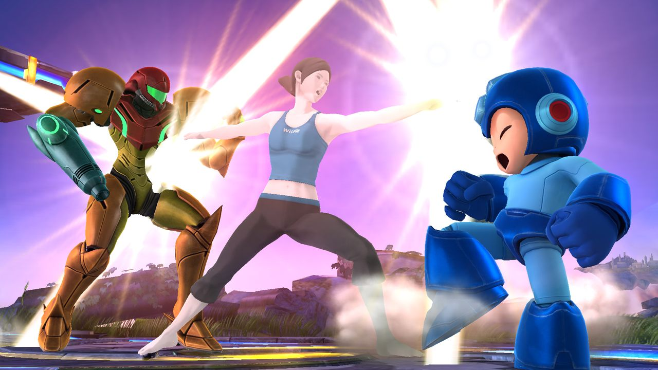 Super Smash Bros : Miss Wii Fit fait son apparition