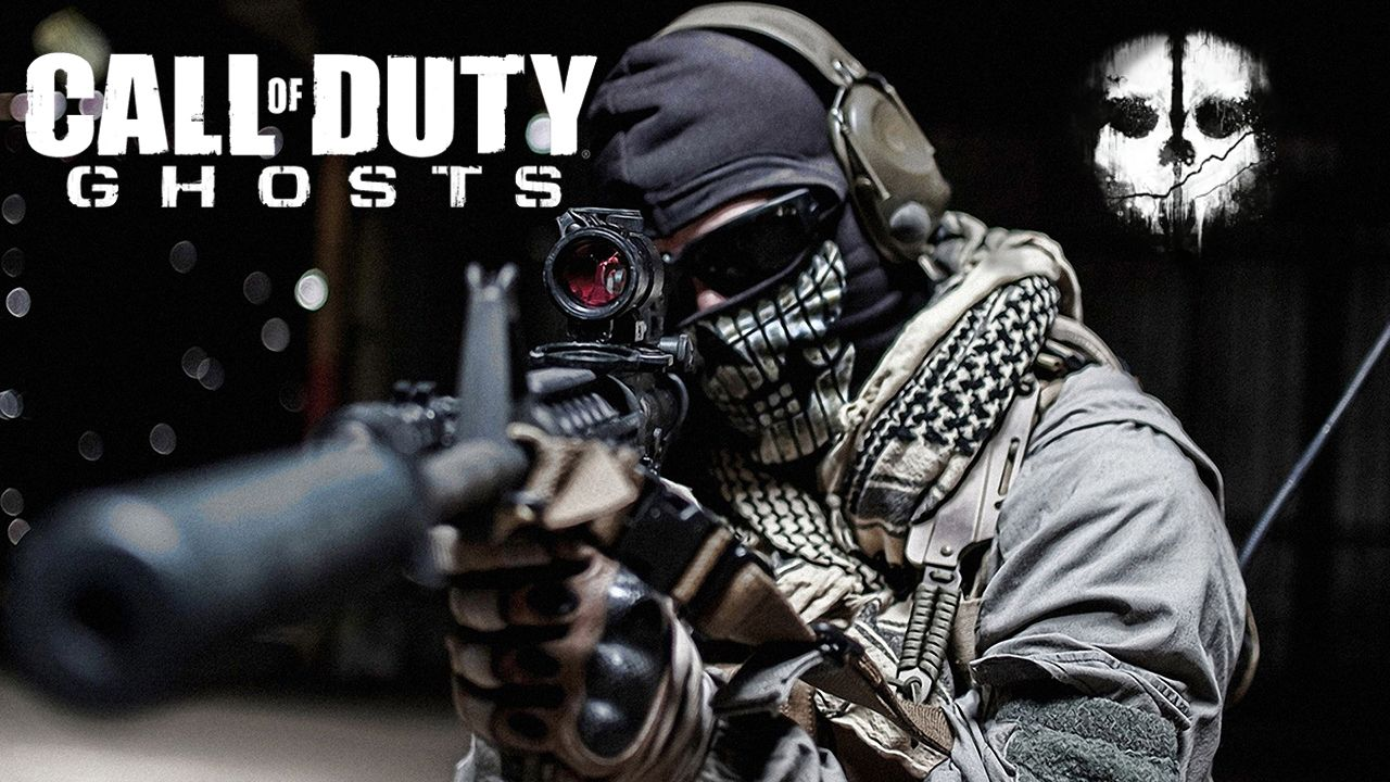 Call of Duty : Ghosts - Mode Coopération prévue