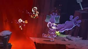 Rayman Legends : démo et costume deblocable