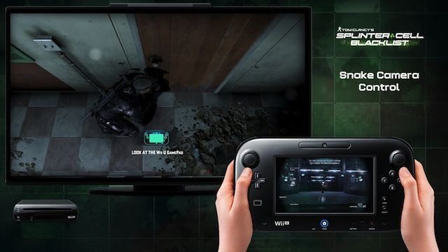 Splinter Cell Blacklist : pas de multi en local sur Wii U