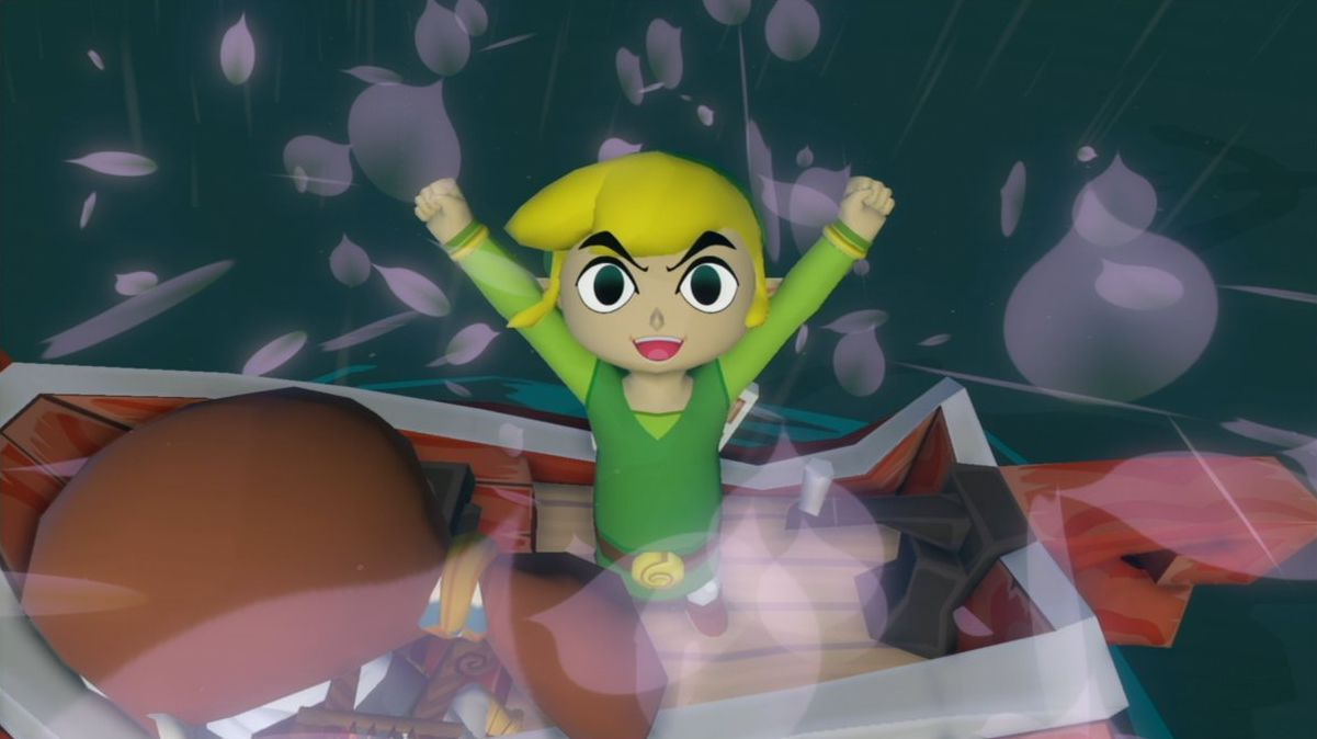 Zelda The Wind Waker HD : Le dernier trailer !