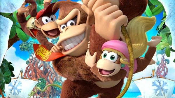 Donkey Kong Tropical Freeze : Trailer du jeu