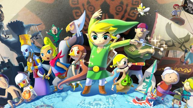 Test de The Legend of Zelda : The Wind Waker HD