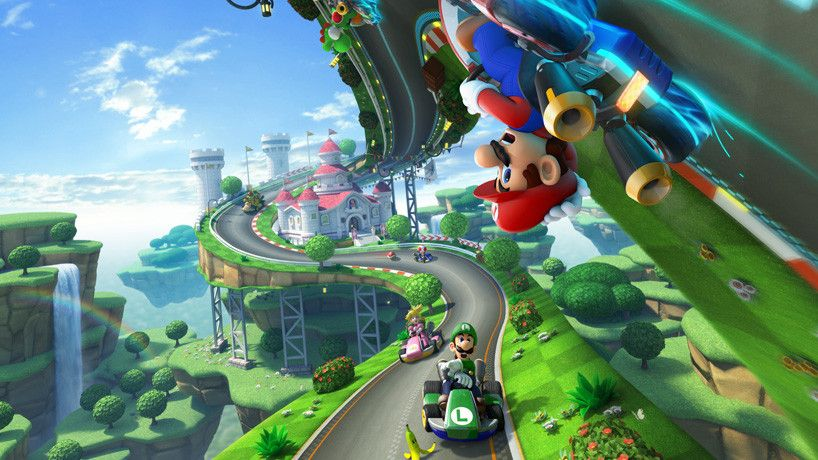 Mario Kart 8 : Un Nintendo Direct riche en informations