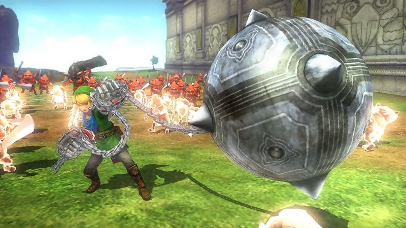Test : Hyrule Warriors
