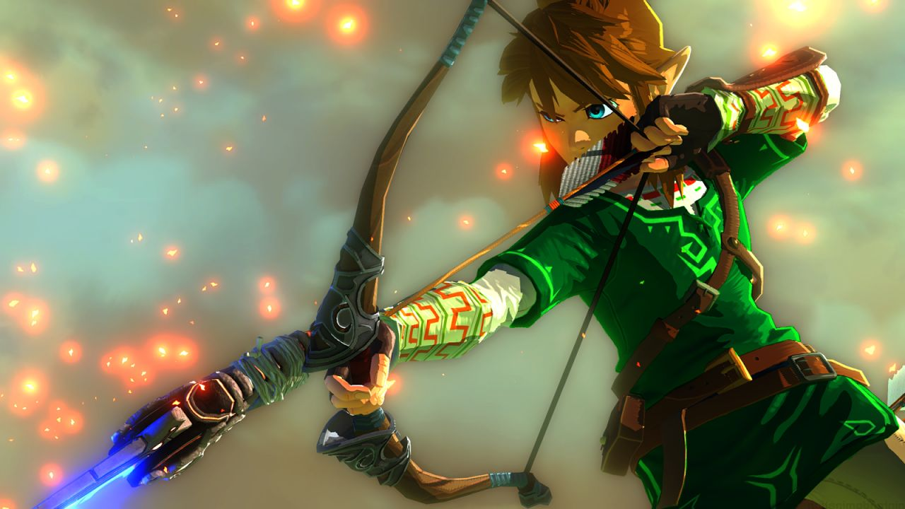 The Legend Of Zelda Wii U : Open World selon Miyamoto !