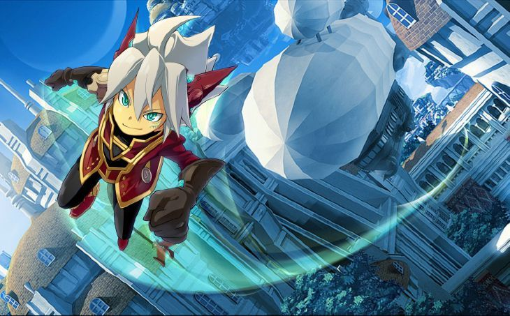 Rodea The Sky Soldier : Gameplay et beau bonus !