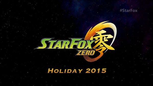 Starfox Zero : Gameplay et Trailer officiel (E3)