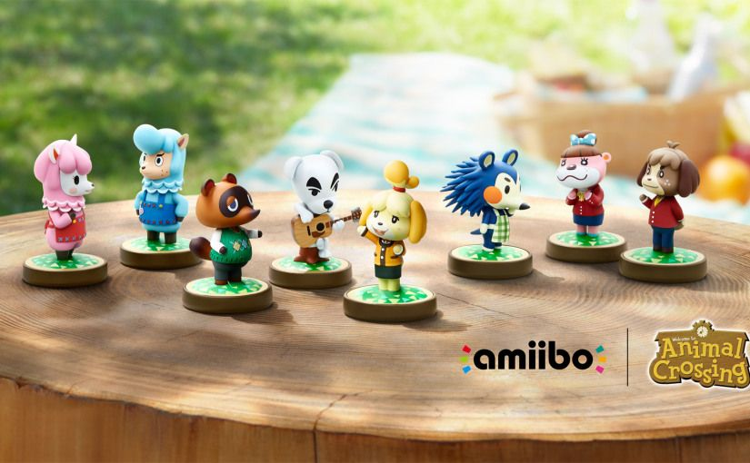 Animal Crossing Amiibo Festival : Les images des Amiibo