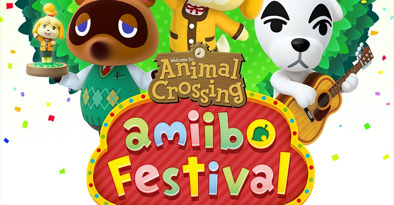 Animal Crossing : amiibo festival - Le nouveau trailer