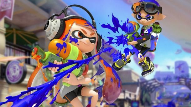 Splatoon : Nouvelle vague de DLC