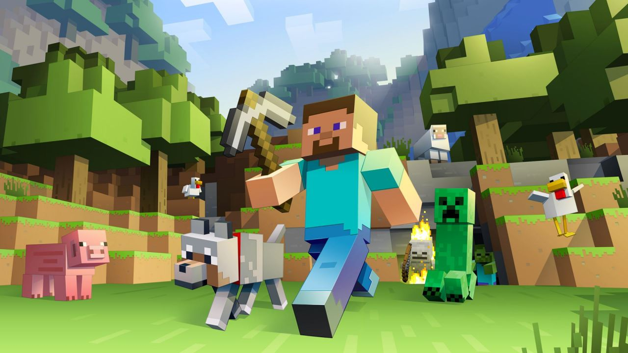 Minecraft Wii U Edition : Nintendo l'officialise