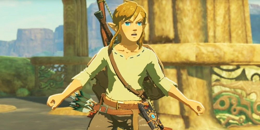 The Legend of Zelda : Breath of the Wild - Le trailer officiel