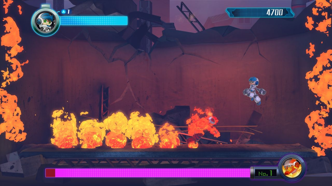 Test Ecrit Mighty No. 9