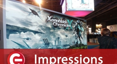 Xenoblade Chronicles X : Nos impressions depuis la Paris Games Week 2015 !