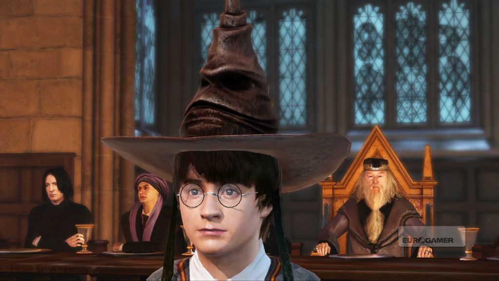Harry Potter Kinect : Et il arrive...
