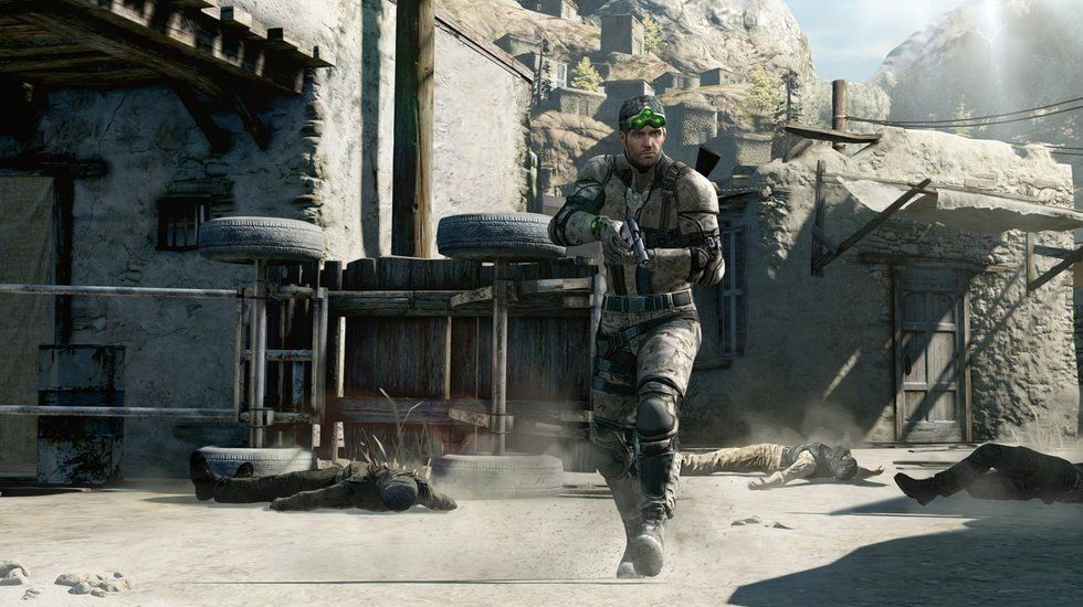 Splinter Cell  Black List : une surprise de l'E3