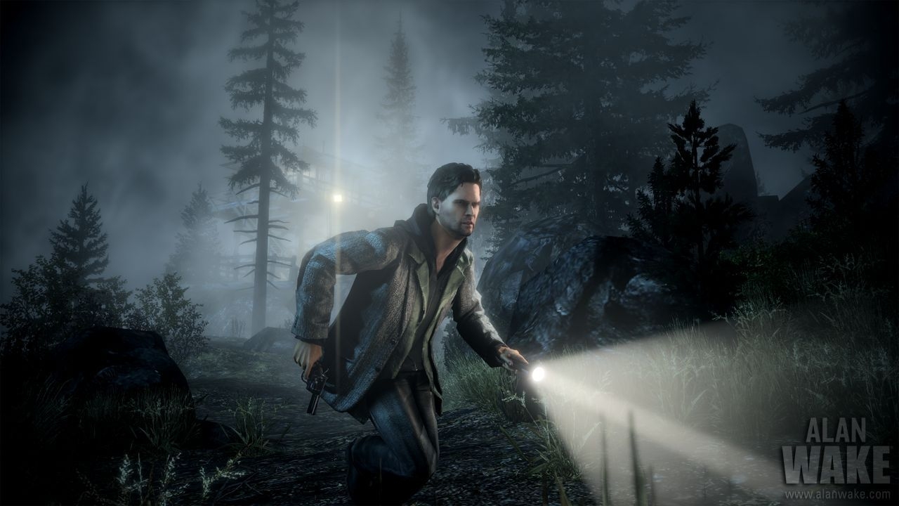 Alan Wake : jolies images