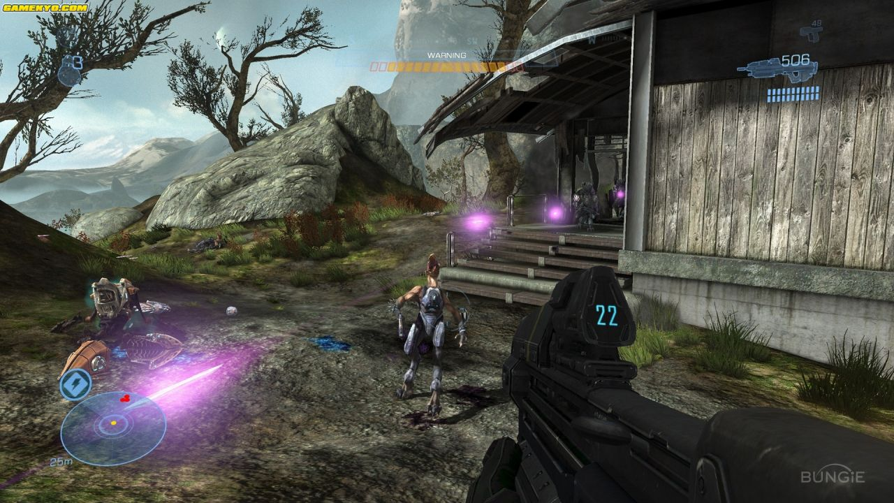 Halo Reach : Vidéo de Gameplay