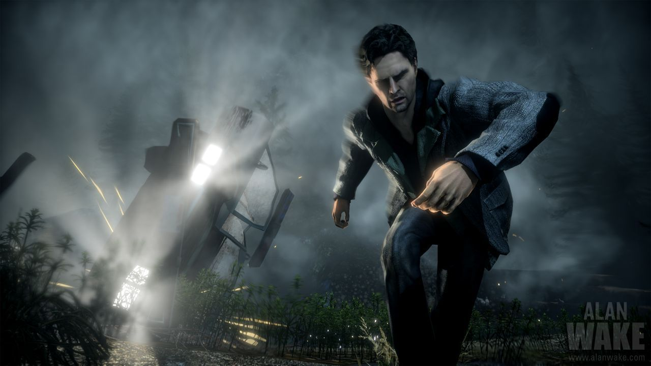 Alan Wake sur X360 : Le Trailer !