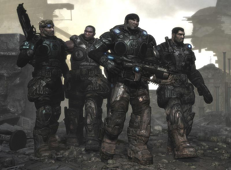 Gears of War 3 : La démonstration