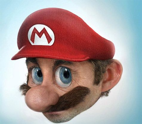 Kinect : jouable sur Mario Bros