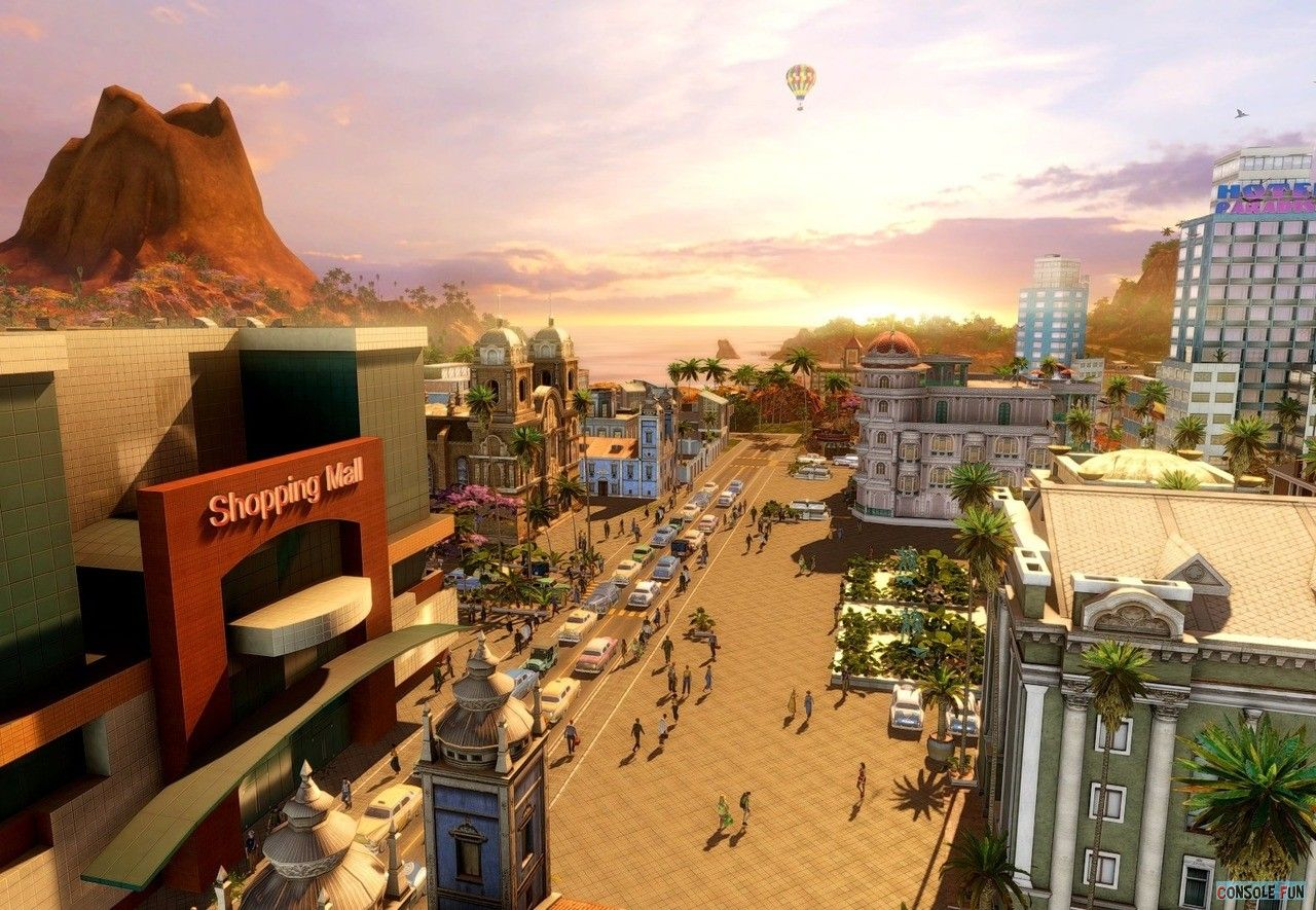 Tropico 4 : Version disponible sur X360 !
