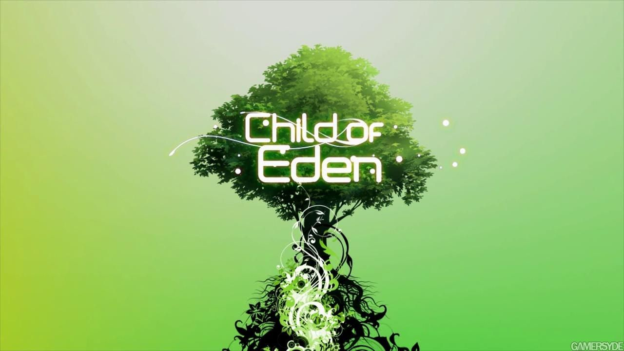 Child of Eden : Le trailer haut en couleur !