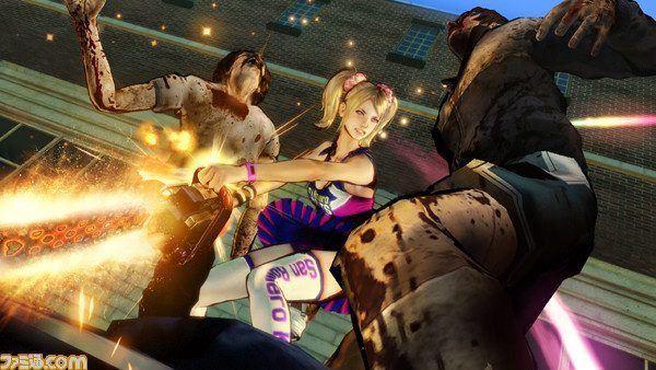 Lollipop Chainsaw : Le Trailer !
