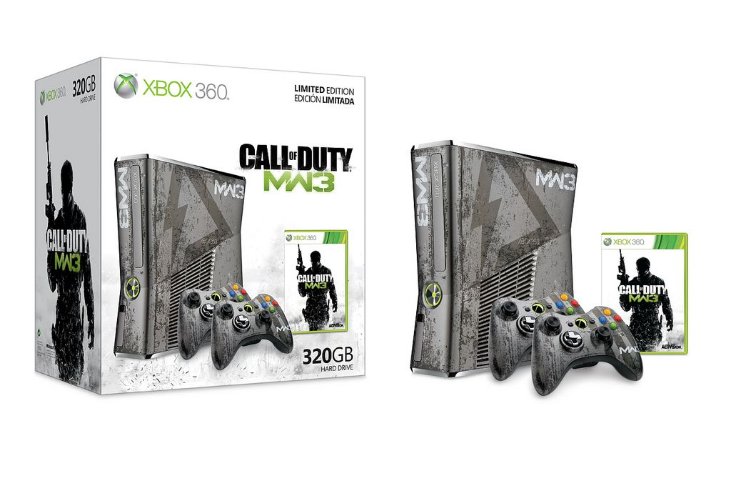 X360 : Bundle Call of Duty Modern Warfare 3