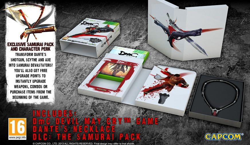 Devil May Cry : L'édition collector