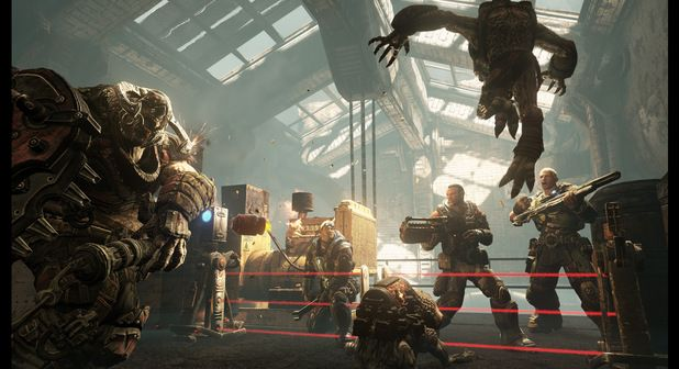 Gears Of War Judgment : Liste des succès