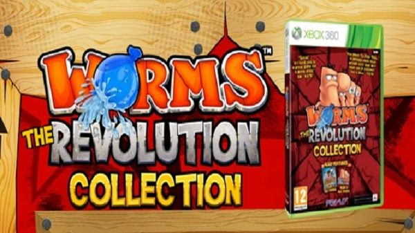 Test-Ecrit : Worms Revolution Collection