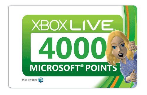 Microsoft Points : La fin !