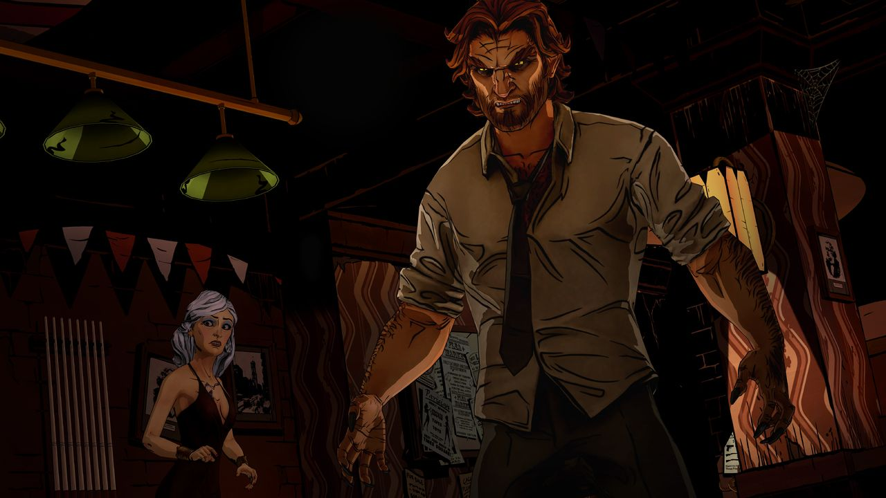 Microsoft : Offre le 1er épisode de The Wolf Among Us