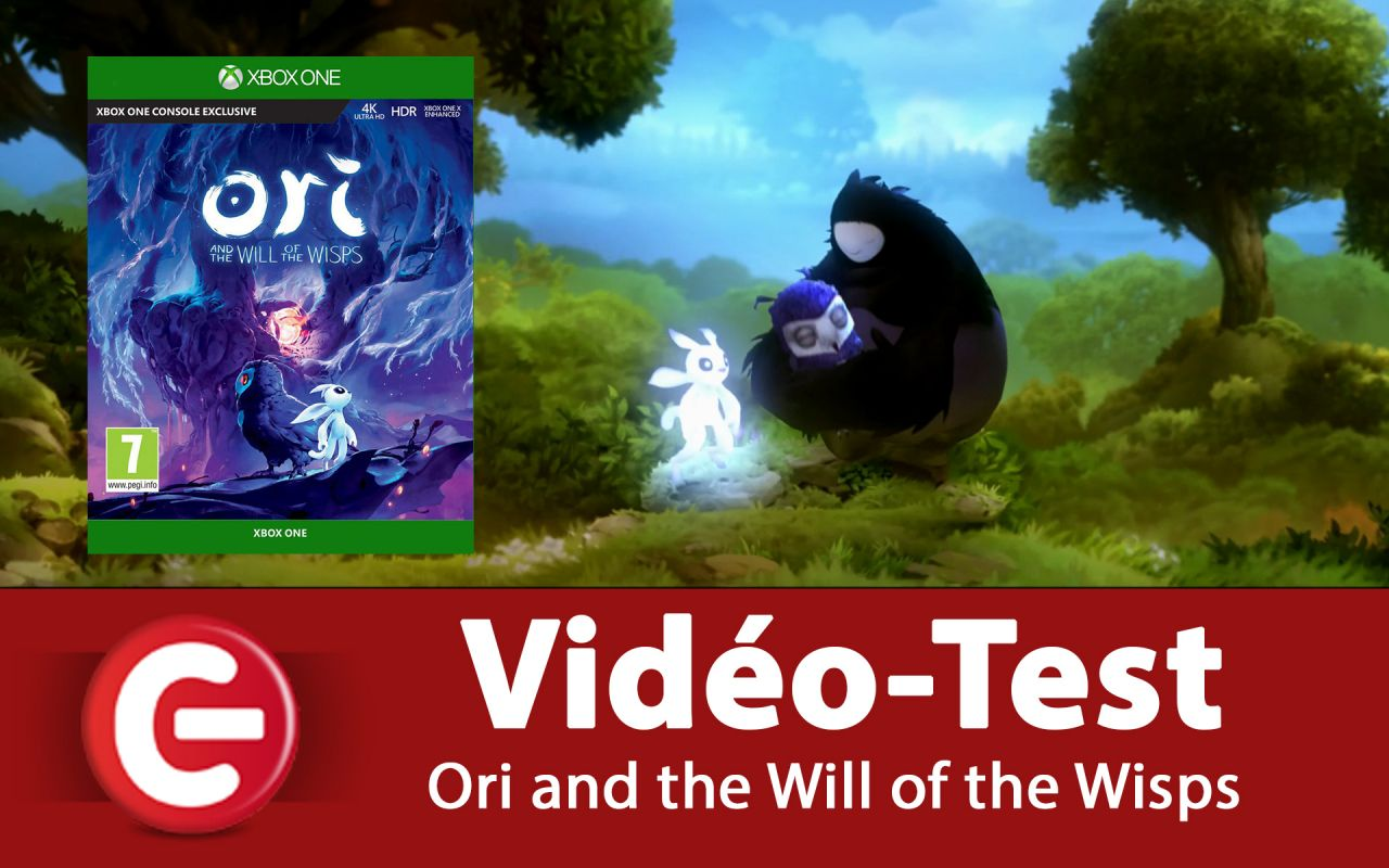 Ori and the Will of the Wisps - Notre test Xbox One X !