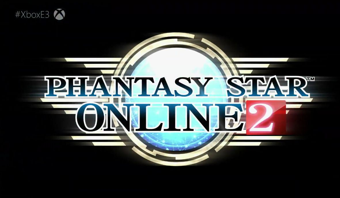 E3 : Phantasy Star Online 2 sur Xbox One en 2020 !