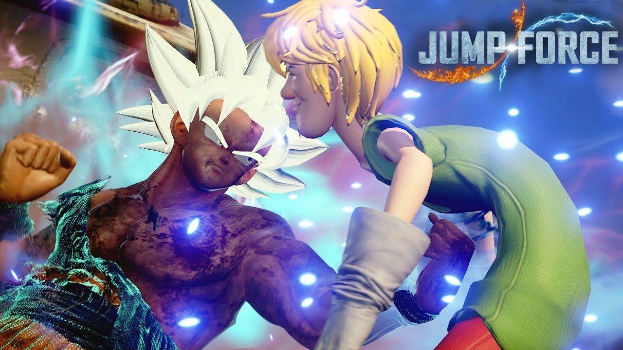 Game Pass : Une surprise de taille -> Jump Force arrive !