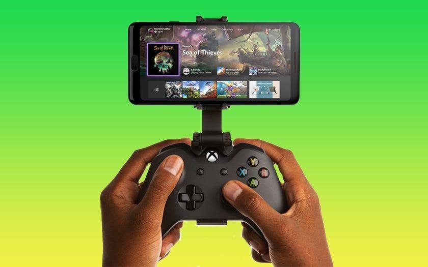 Xbox Console Streaming : Jouer sur votre smartphone à votre XBOX ONE c'est possible ! On vous explique comment lancer les démarches...