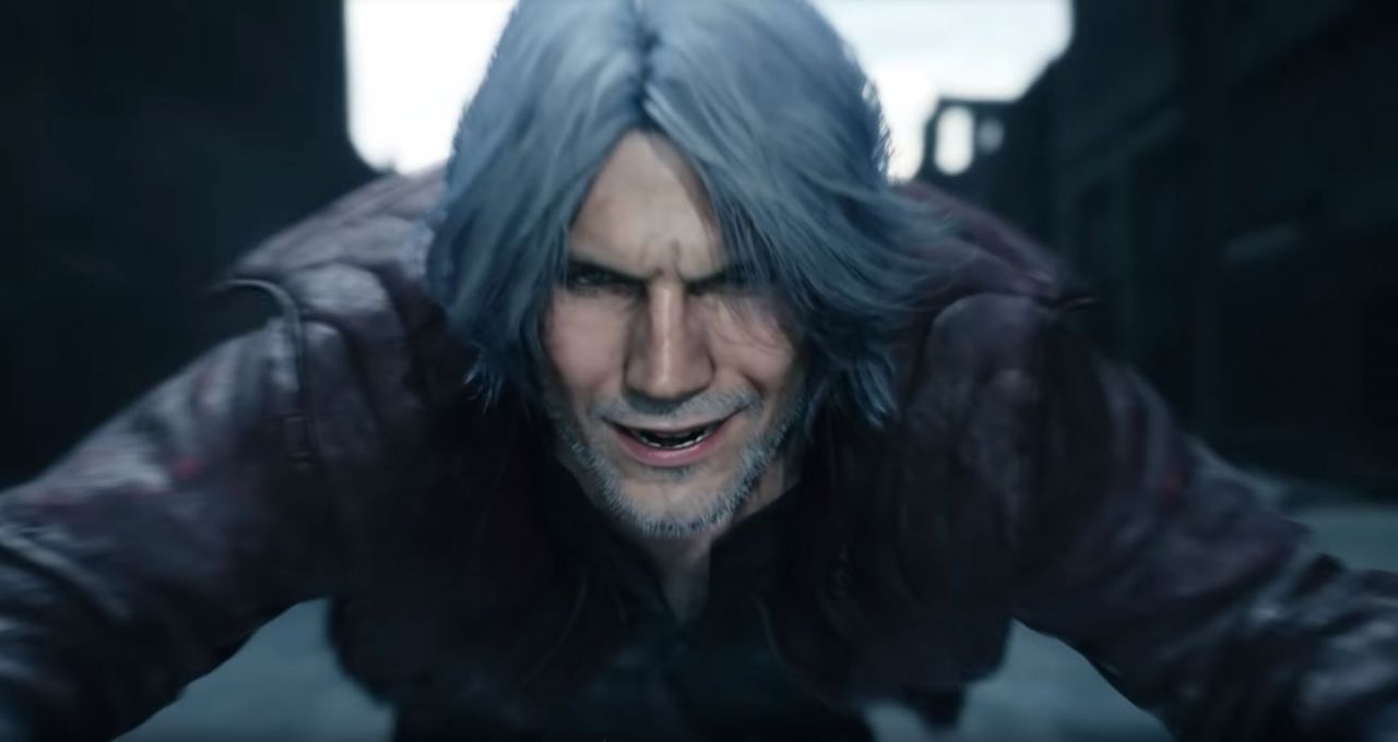 E3 2018 : Devil May Cry 5 dévoilé