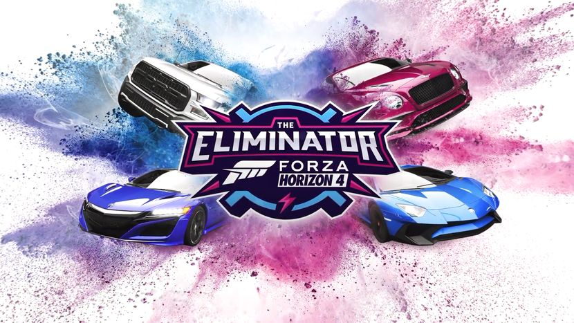 Forza Horizon 4 : Le Battle Royale arrive avec le mode Eliminator !