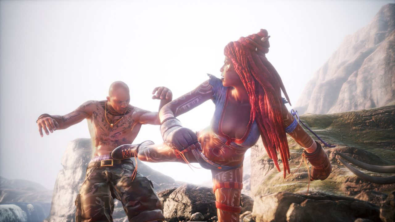 Fighter Within : Du gameplay et le trailer de lancement
