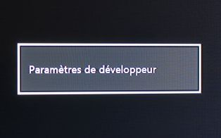 Xbox One : le debug mode, oui mais non