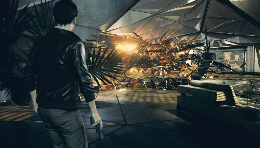 VGX 2013 : Du gameplay pour Quantum Break